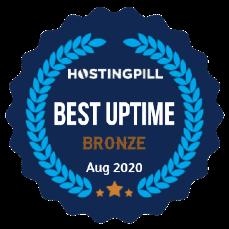 Best-Uptime-Bronze