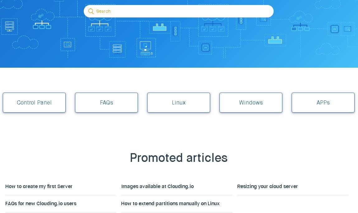 Clouding.io articles