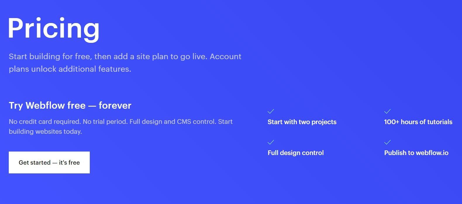 webflow-free
