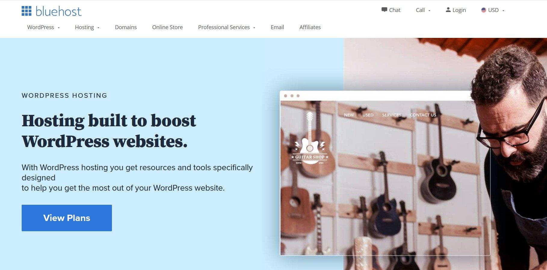 bh wordpress hosting